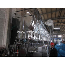 Horizontal Fluid Bed Drying Equipment